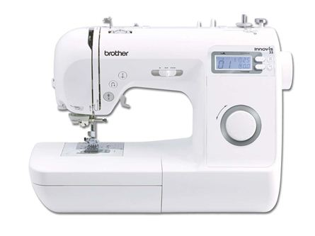 Picture of Brother Innovis 35 Sewing Machine Free Quilt Kit worth £149