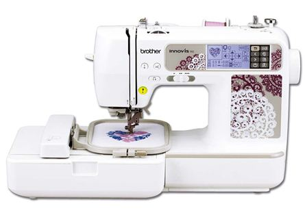 Picture of Brother Innovis 955 Sewing and Embroidery Machine