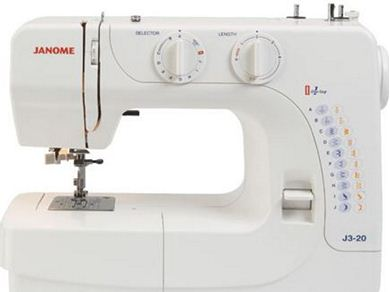 Picture of Janome J3 20 Sewing Machine