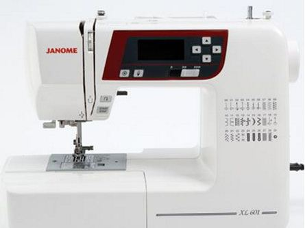 Picture of  Janome XL601 Computerised Sewing Machine save £70.00