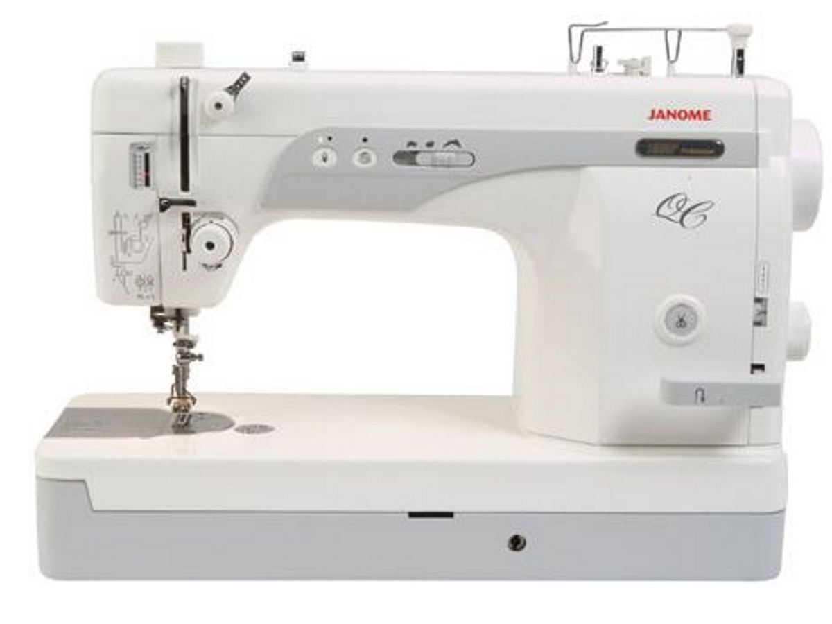 Janome 1600PQC High Speed Straight Stitch Machine | Domestic Sewing