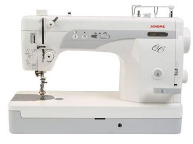 Picture of Janome 1600PQC High Speed Straight Stitch Machine