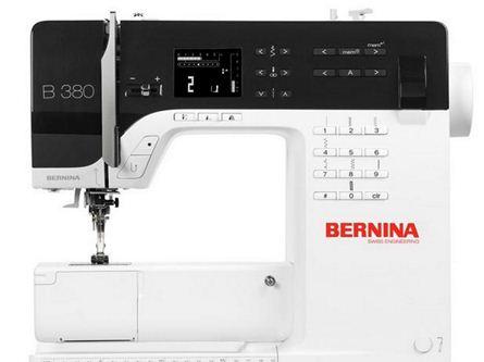 Picture of Bernina 380 Sewing Machine