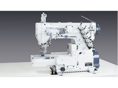 Picture of Typical GK337 Chainstitch Machine