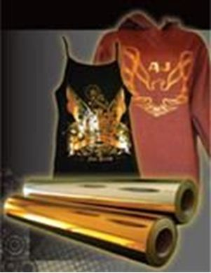 Picture of  Metal Foil Print Introduction