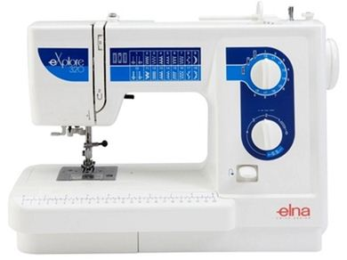 Picture of  Elna Explore 320EX Sewing Machine