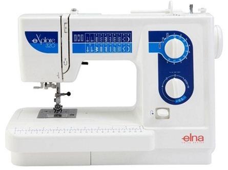 Picture of  Elna Explore 320EX Sewing Machine