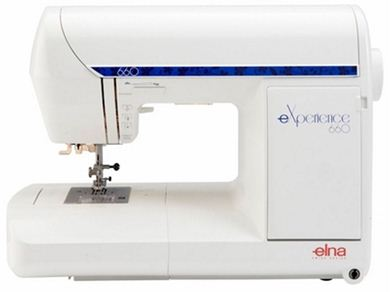 Picture of  Elna  E660X Sewing Machine *