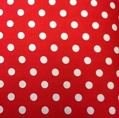 Picture of Red Spot Fabric