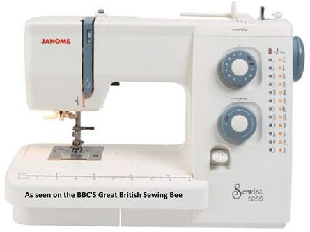 Picture of  Janome 525S