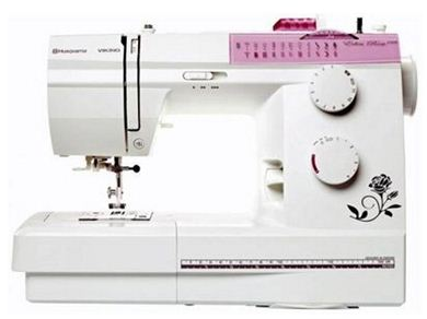 Picture of Husqvarna Viking Eden Rose 250m Sewing Machine