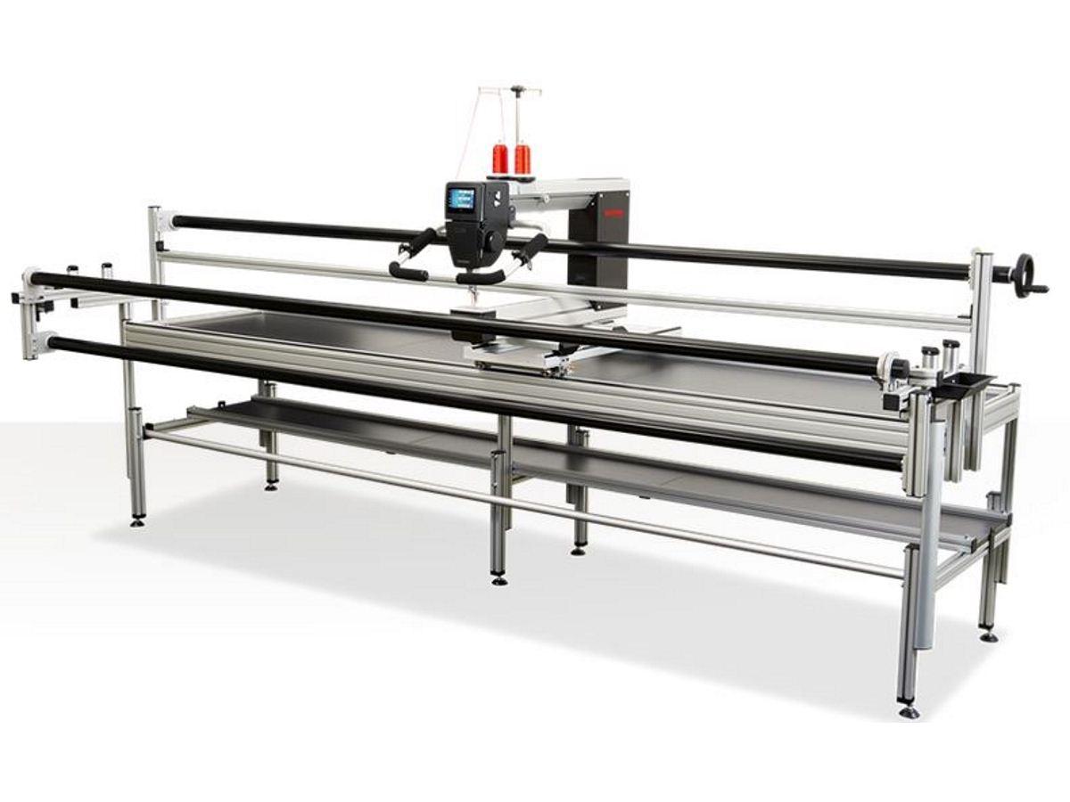 Bernina Q24 Longarm Quilting Machine Small Frame 9