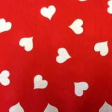 Picture of Heart Fabric 0074  150cm Wide
