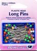 Picture of Hemline Plastic Head Long Pins