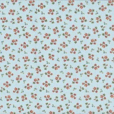 Picture of Floral Fabric 1433-N