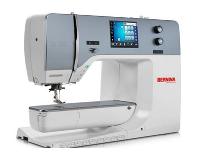 Picture of Bernina 720 Sewing Machine