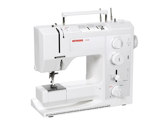 Used Embroidery Machines For Sale >> Bernina 1008s Sewing Machine