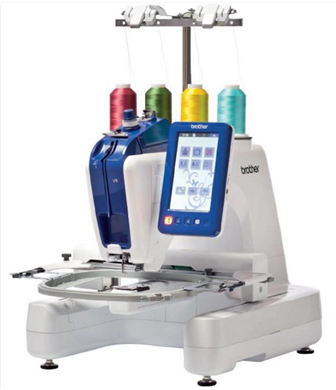 Picture of Brother VR Free Motion & Embroidery Machine Second Hand
