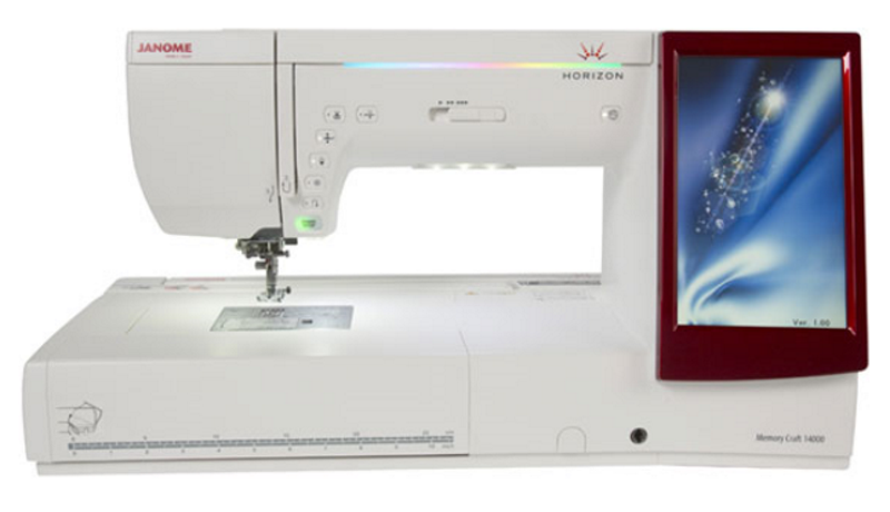 Janome Memory Craft 40 Sewing Embroidery Machine New Www Janome Sewing Machines