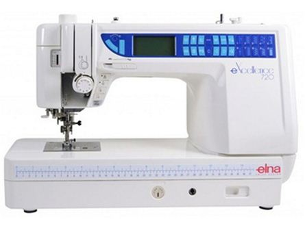 Picture of Elna eXcellence 720EX Sewing Machine *