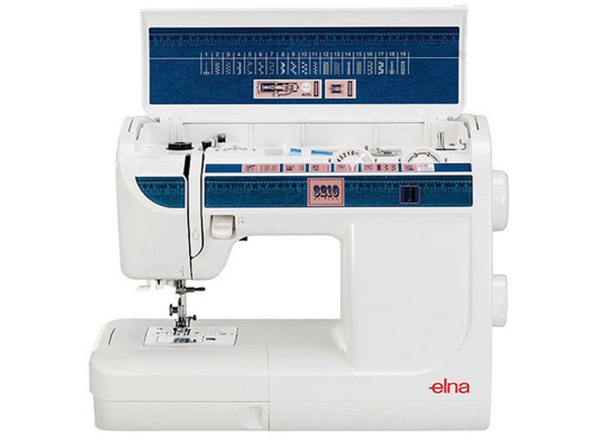 used elna sewing machine