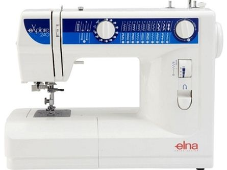 Picture of Elna Explore 240EX Sewing Machine