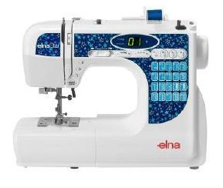 Picture of Elna Star Sewing Machine