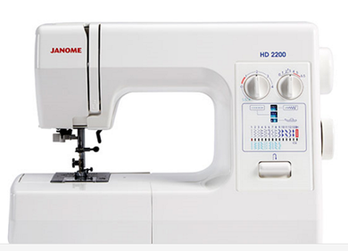 Picture of Janome HD2200 Sewing Machine