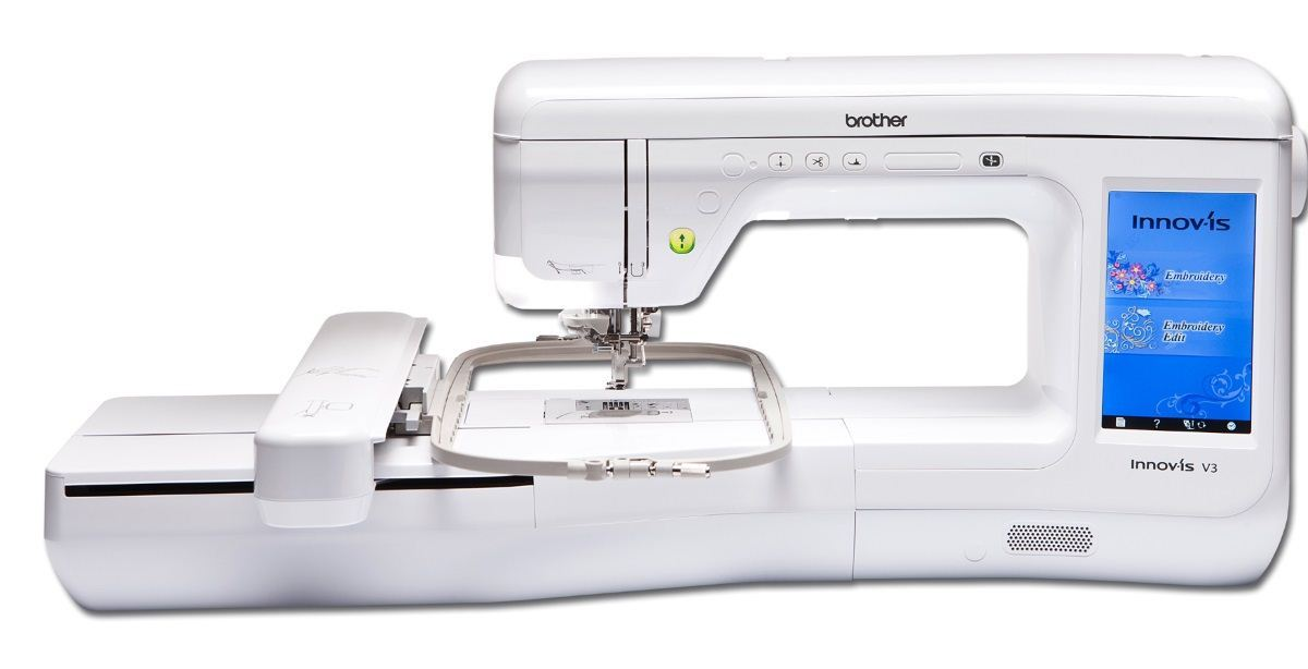 Brother Innovis V40 Embroidery Machine Adorable Brother Embroidery And Sewing Machine With Usb Port