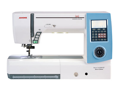 Picture of Janome Horizon 8900QCP Special Edition Save £500