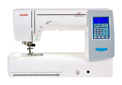 Picture of Janome Horizon 8200QCP