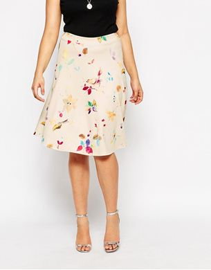 Picture of Make a Perfect fit A-line skirt 25-4-18*Cardiff*