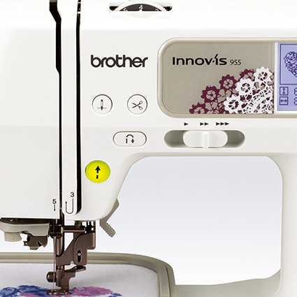 innovis sewing and embroidery machine