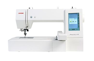 Picture of Janome MC400E Embroidery Machine