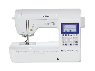 Picture of Brother Innovis F420 Sewing Machine