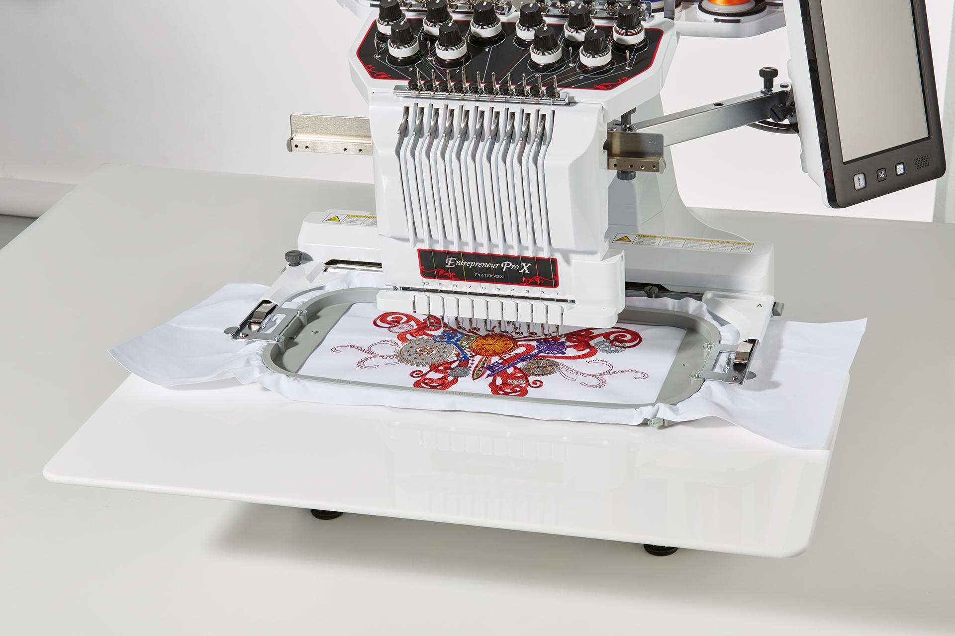 Машинка для вышивки фото