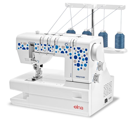 Picture of Elna Easycover Stitch Machine
