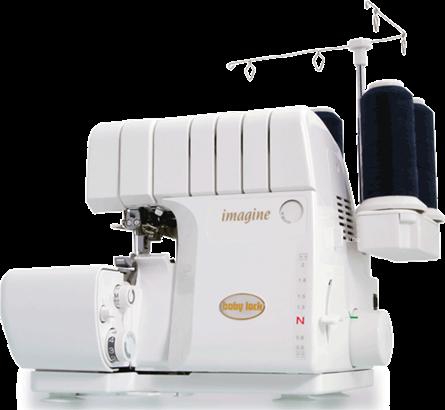 Baby Lock Imagine BLE 40AT Overlocker Magnificent Imagine Sewing Machine