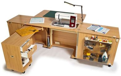 Picture for category Pre owned Sewing Cabinets