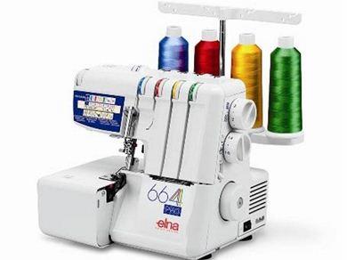 Picture of Elna 664 Pro Overlocker Dem machine