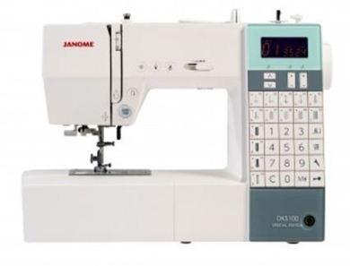 Picture of  Janome DKS100 Sewing Machine