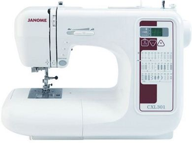 Picture of Janome CXL301 Sewing Machine
