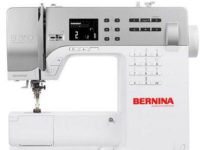 Picture of Bernina 350PE Sewing Machine demonstration Model