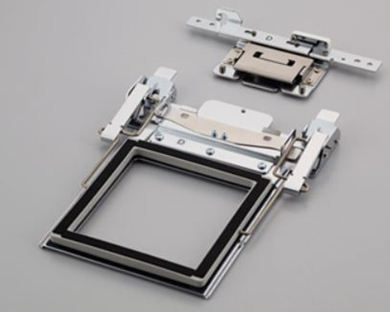 Picture of Arm D and Clamp FrameM for Brother VR