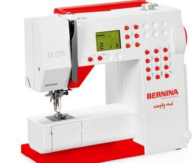 Picture of Bernina Activa 215
