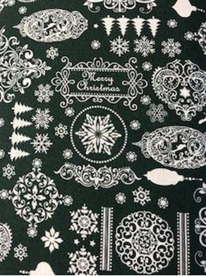 Picture of Scandinavian Christmas Fabric