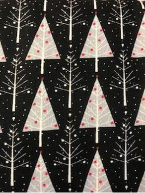 Picture of Christmas tree  Fabric