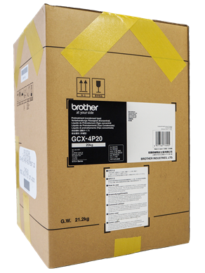 Picture of Brother GTX-4P20 Pre-Treatment Concentrate 16 Litre (20KG)
