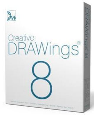 Picture of  Creative Drawings 8 UPGRADE