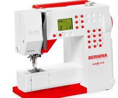 Picture of Bernina Activa 215 Demonstration Model